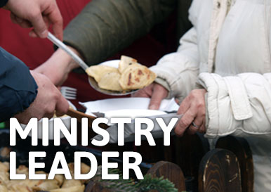 Ministry Leader